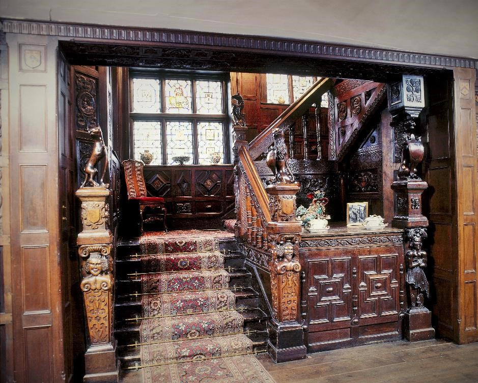 Godinton House Staircase